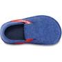 Crocs Classic Slippers Kinder blau