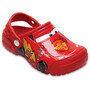 Crocs Fun Lab Cars Clogs Kinder rot