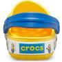 Crocs Fun Lab Minions Multi Clogs Kinder gelb