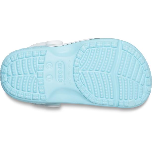 Crocs Fun Lab OL Disneys Frozen 2 Crocs Fille, ice blue