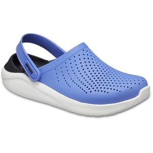 Crocs LiteRide Clogs blau/weiß blau/weiß