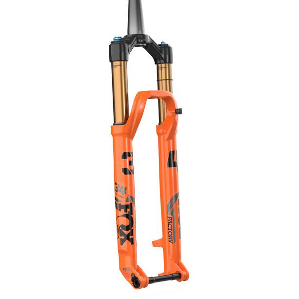 """Fox Racing Shox 34 K Float SC F-S FIT4 Remote-Adj Push-Unlock 2Pos 29"""" 120mm Boost 44mm, oranssi"""