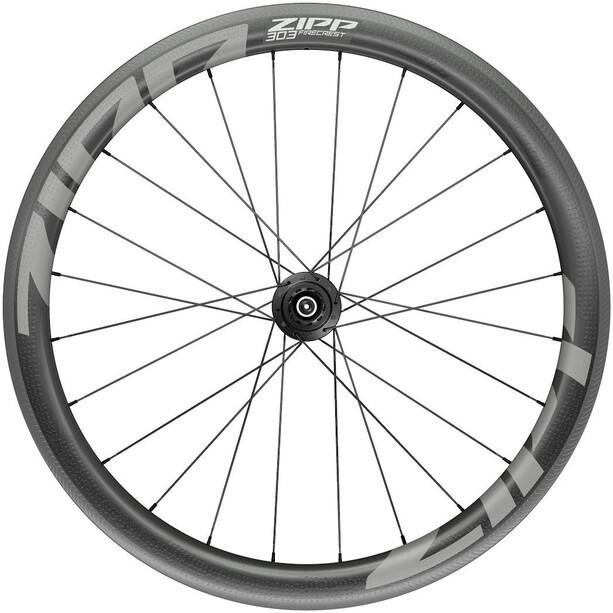 """Zipp 303 Firecrest Rear Wheel 28"""" 130mm Carbon Clincher Tubular Shimano QR svart"""