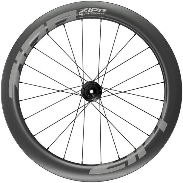 "Zipp 404 Firecrest Rear Wheel 28"" 12x142mm Disc CL Tubeless Shimano black"