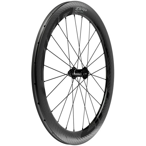 "Zipp 404 NSW Vorderrad 28"" 12x100mm Carbon Disc CL Tubeless black"