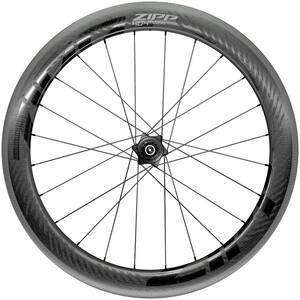 "Zipp 404 NSW Hinterrad 28"" 130mm Carbon Drahtreifen Tubeless Shimano QR black black"