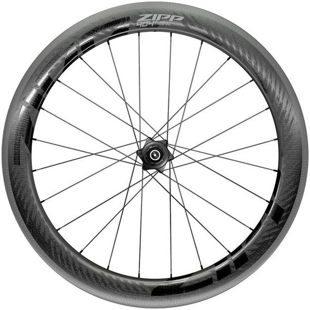 "Zipp 404 NSW Hinterrad 28"" 130mm Carbon Drahtreifen Tubeless Shimano QR black"