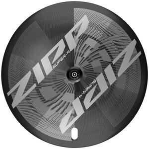 """Zipp Super-9 Rueda Trasera 28"""" 12x142mm Carbon Disc CL Tubeless XDR, negro negro"""