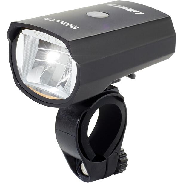 Litecco Highlux.50 Frontlicht schwarz