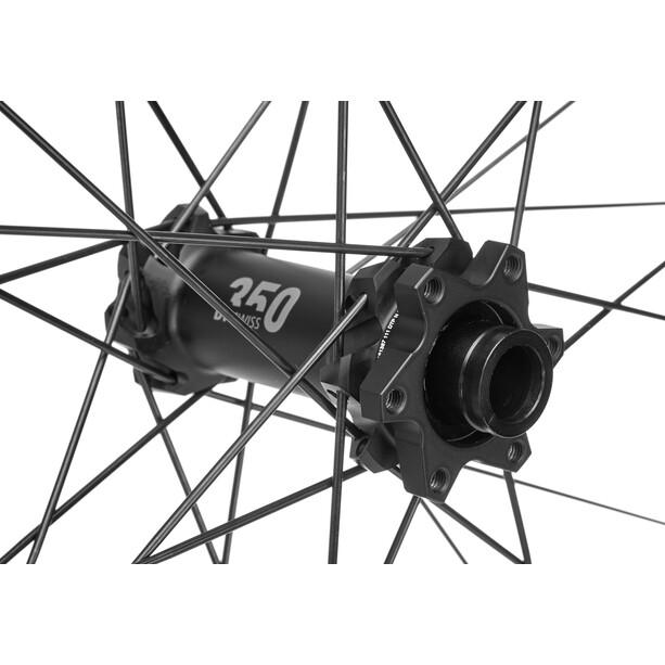 """DT Swiss EX 1700 Spline Forhjul 27,5"""" skive 6-bolt 15x110mm TA 21mm"""