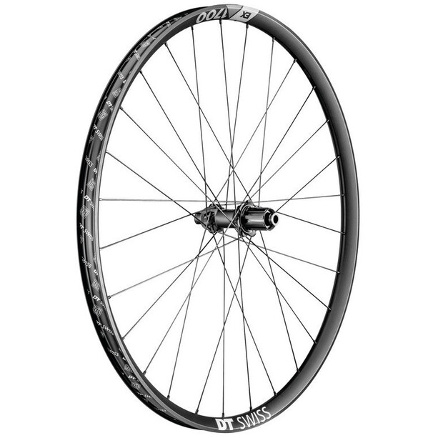 "DT Swiss EX 1700 Spline Hinterrad 27.5"" Disc CL 12x148mm TA Shimano Light 21mm"