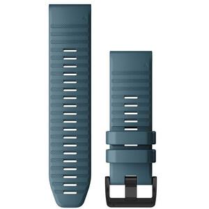 Garmin QuickFit Urrem i silikone 26mm til Fenix 6X, blå blå