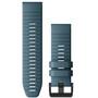 Garmin QuickFit Urrem i silikone 26mm til Fenix 6X, blå