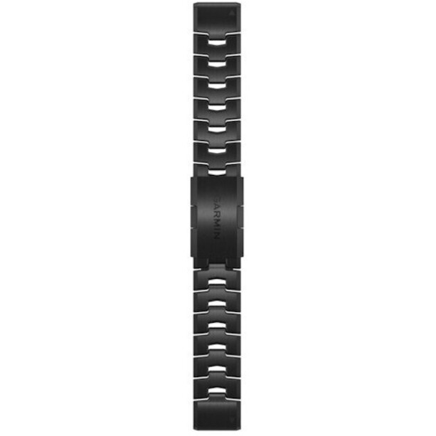 Garmin QuickFit Titan Uhrenband 22mm für Fenix 6 anthracite grey