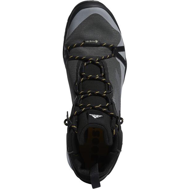 adidas TERREX Skychaser LT Mid GTX Chaussures de randonnée Homme, gris/noir