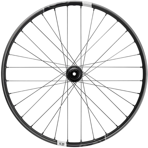 "Crankbrothers Synthesis E Rear Wheel 29"" 148x12mm Boost P321 TLR Shimano Micro Spline, musta"