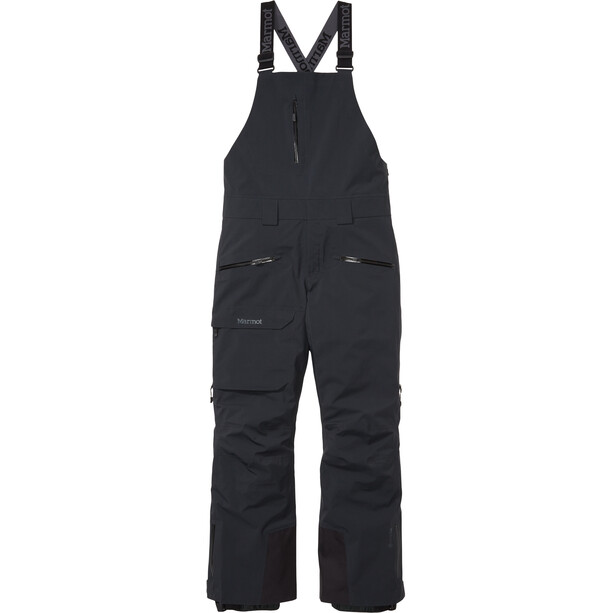 Marmot Smokes Run Trägerhose Herren black