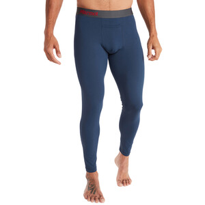 Marmot Baselayer Tights Herren dark indigo dark indigo