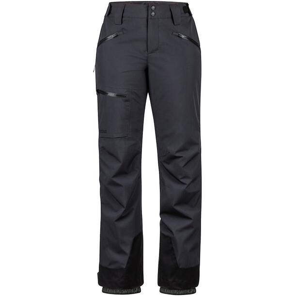 Marmot Refuge Pantalon Femme, noir