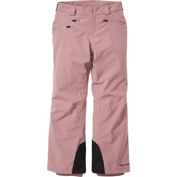Marmot Slopestar Pantalons Femme, rose
