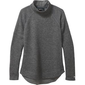 Marmot Yorkton Sweater Damen steel onyx heather steel onyx heather