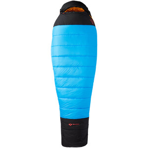 Marmot Warmcube Expedition Schlafsack Lang clear blue/black clear blue/black