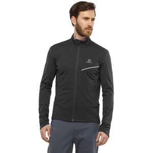 Salomon RS Softshell Jacket Men, black black