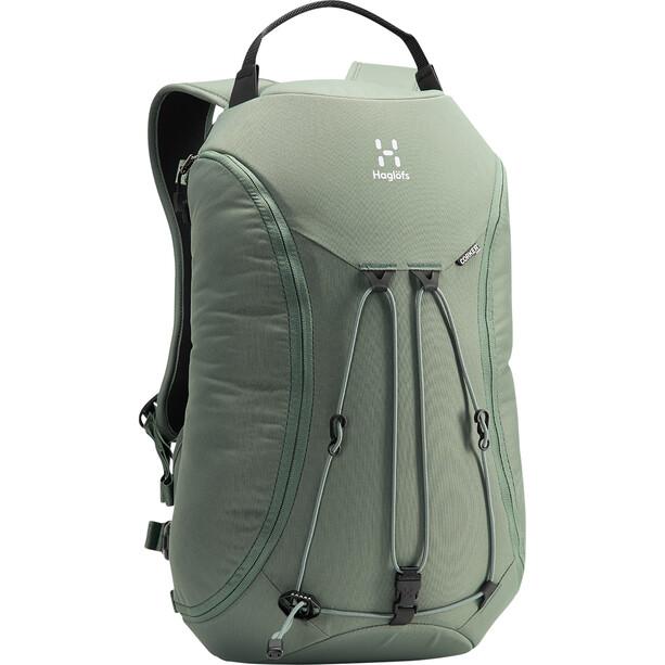 Haglöfs Corker Backpack Medium 18l dark agave green