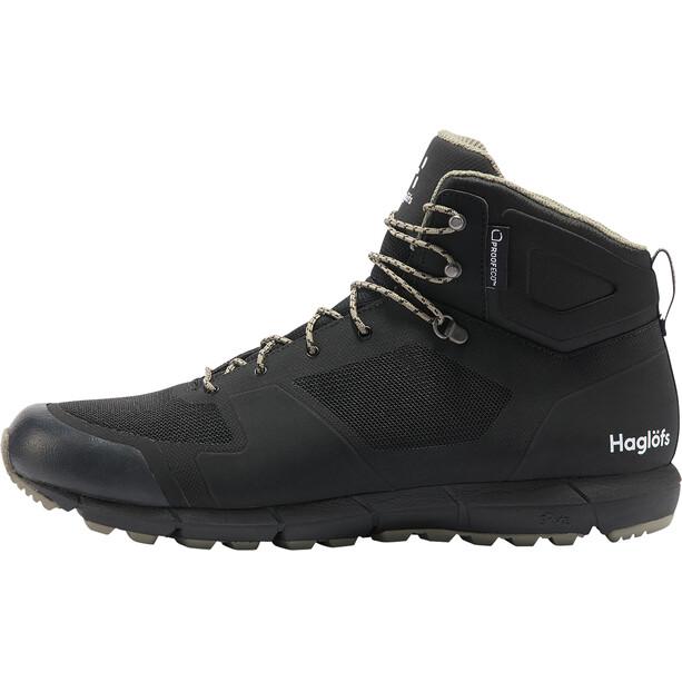Haglöfs L.I.M Proof Eco Mid-Cut Schuhe Herren true black