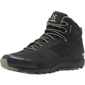 Haglöfs L.I.M Proof Eco Mid-Cut Schuhe Herren true black true black
