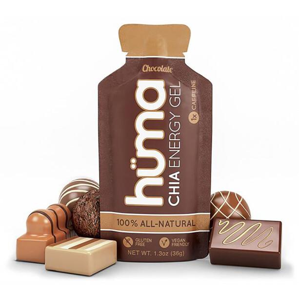 Hüma Gel Chia Energy Gel 39g Chocolate