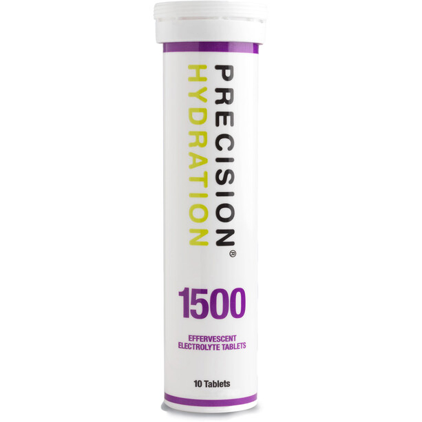 Precision Hydration H2Pro 1500 Tablets 15 Tablets per Tube