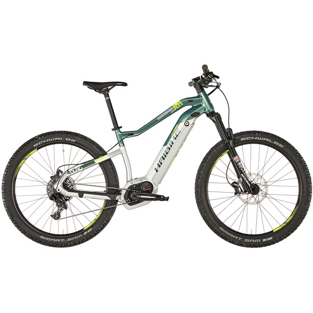 HAIBIKE SDURO HardSeven Life 8.0 2. Wahl Women silver/olive/yellow
