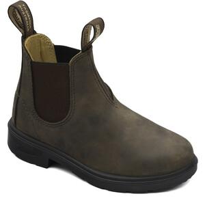 Blundstone 1468 Leren Boots Kinderen, bruin bruin