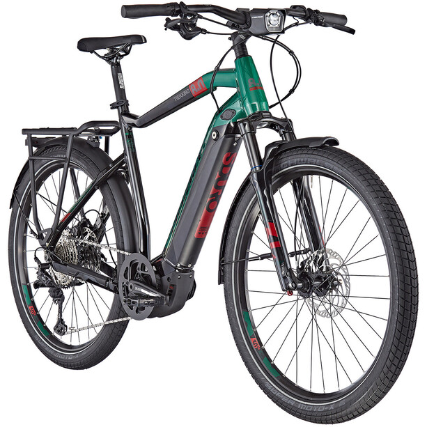 HAIBIKE SDURO Trekking 8.0 2. Wahl Men black/red/kingston