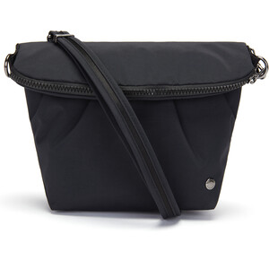 Pacsafe Citysafe CX ECONYL Convertible Crossbody Bag black black
