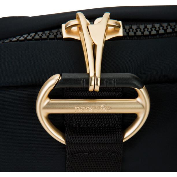 Pacsafe Citysafe CX Square Crossbody Bag black