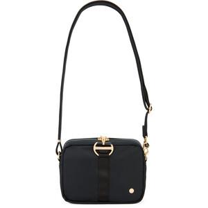 Pacsafe Citysafe CX Square Crossbody Bag black black