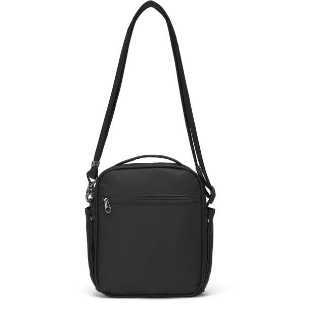 Pacsafe Metrosafe LS200 ECONYL Crossbody Bag black