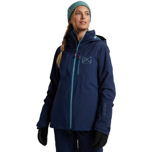 Burton Embark 2 Lagen Jacke Gore-Tex Damen dress blue dress blue