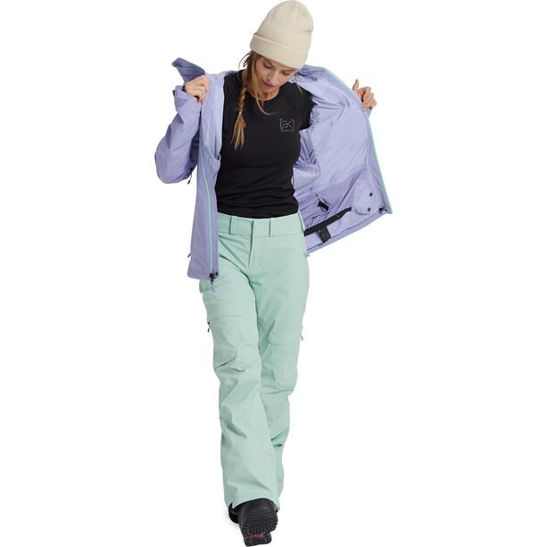 Burton Upshift Jacke Gore-Tex Damen foxglove violet