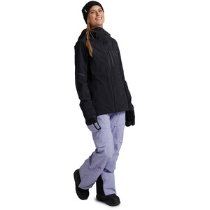 Burton Upshift Jacke Gore-Tex Damen true black true black
