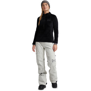 Burton Summit Hose Gore-Tex Damen solution dyed light gray solution dyed light gray