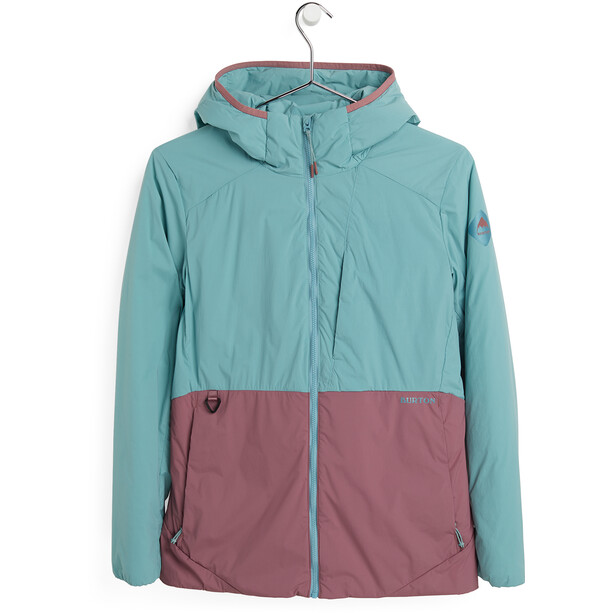 Burton Multipath Isolierende Jacke Damen trellis/rose brown