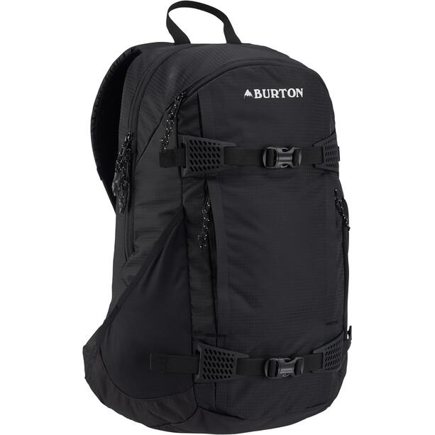 Burton Day Hiker Backpack 25l, true black ripstop
