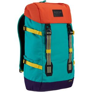 Burton Tinder 2.0 Backpack 30l, Turquesa/naranja Turquesa/naranja