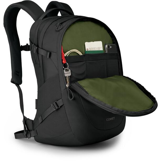 Osprey Comet Backpack 30l sentinel grey
