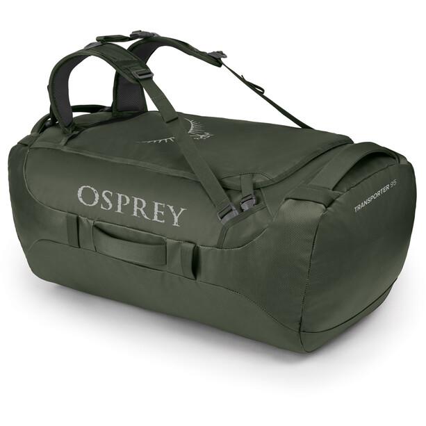 Osprey Transporter 95 Sac, haybale green