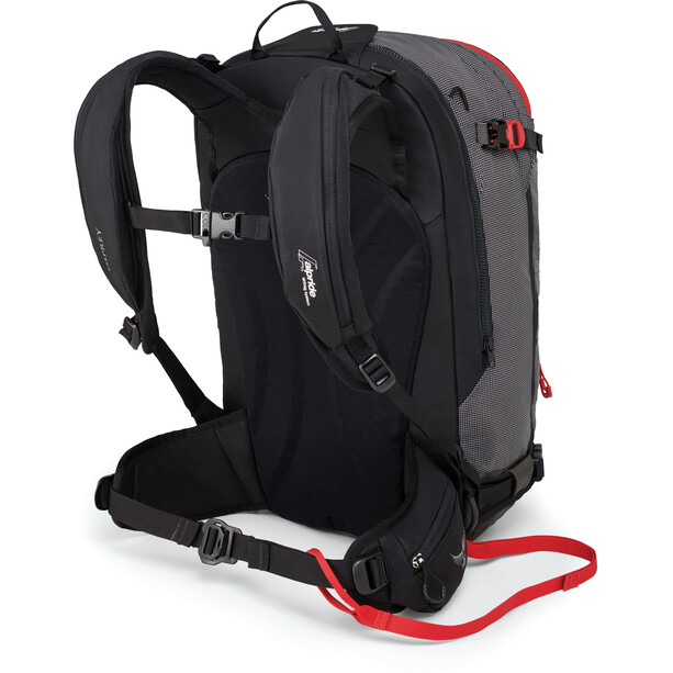 Osprey Sopris Pro Avy 30 Avalanche Backpack Women onyx black