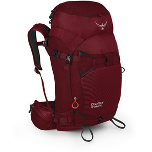 Osprey Kresta 40 Backpack Women rosewood red rosewood red